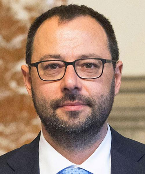 Foto media di Stefano Patuanelli