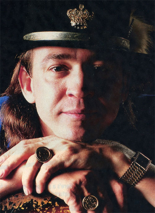 Foto media di Stevie Ray Vaughan