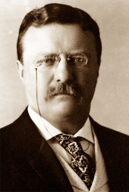 Foto media di Theodore Roosevelt