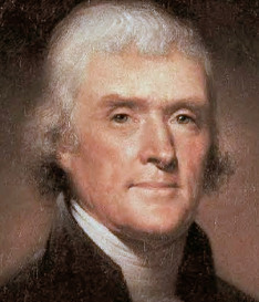 Foto media di Thomas Jefferson