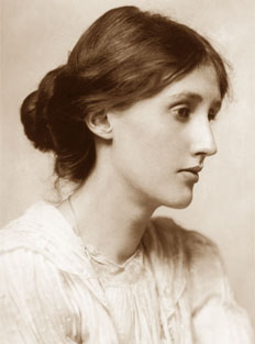 Foto media di Virginia Woolf