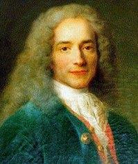 Foto media di Voltaire